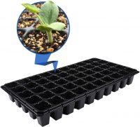 Seedling Starter Trays – 50 Cells – 5 Pack