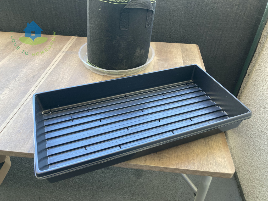10 x 20 Grow tray