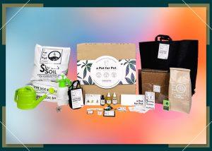 All in One Marijuana Grow Kits